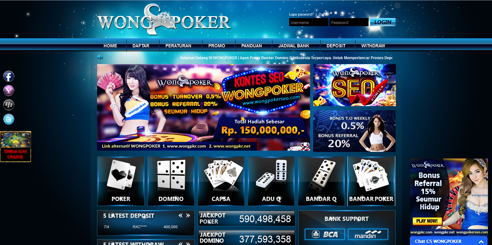 Online Poker and Poker Rewards